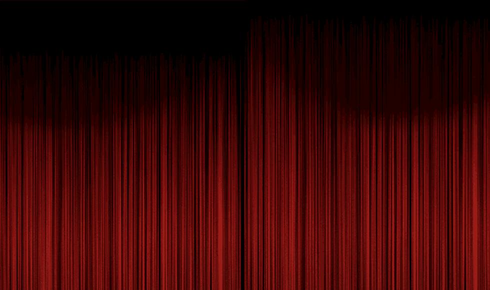 closed curtains Quotes